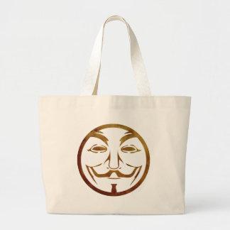 Anon Jumbo Tote Bag