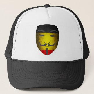 Anonymous Belgium T Shirts Trucker Hat
