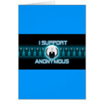 ANONYMOUS CARD