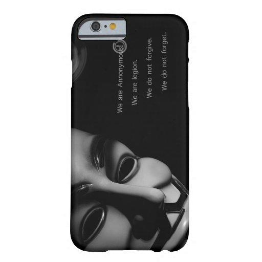 ANONYMOUS iPhone 6 CASE
