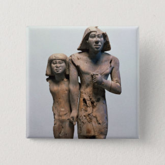 Anonymous couple known as the Memphis Couple (acac 15 Cm Square Badge
