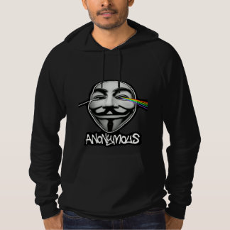 ANONYMOUS FLEECE HOODIE BY DMT