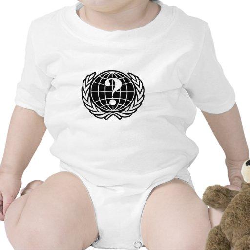 Anonymous Globe Baby Bodysuit
