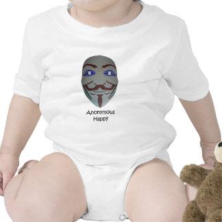 Anonymous Happy Rompers