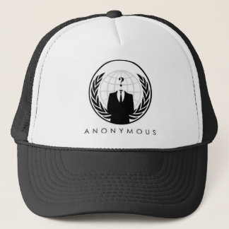 Anonymous Hat / Cap