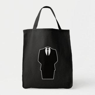 anonymous icon internet 4chan SA Tote Bag