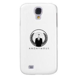 Anonymous iPhone 3G/3GS Case (logo) Samsung Galaxy S4 Case