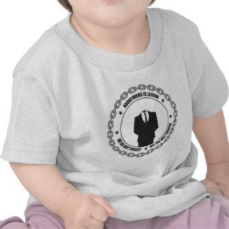 Anonymous is Legion Tshirt