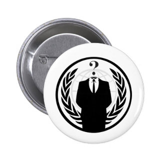 Anonymous Logo (Classic Style) Pin