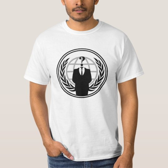 Anonymous Logo T-Shirt