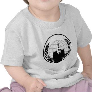 Anonymous Logo T-shirts