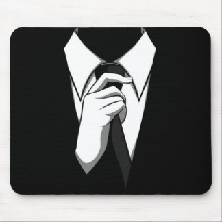 Anonymous pad mouse pad