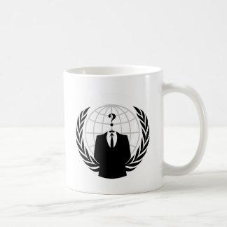 Anonymous Patriotism Coffee Mug