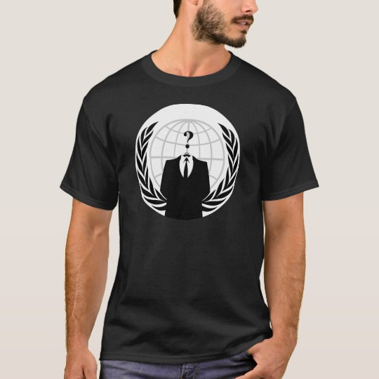 Anonymous Patriotism T-Shirt
