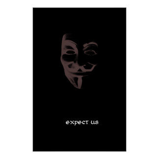 ANONYMOUS POSTERS
