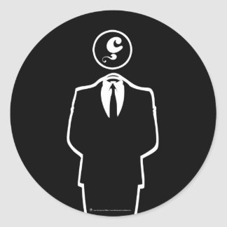 Anonymous/Target Hooks/round Sticker/NR Round Sticker