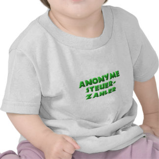 Anonymous taxpayers tees
