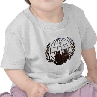 Anonymous Tee Shirts