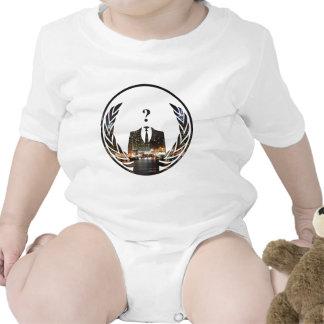 Anonymous Baby Bodysuit