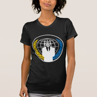 ANONYMOUS Ukraine T-Shirt