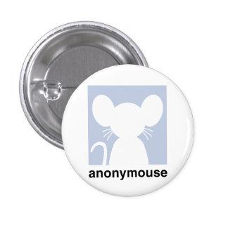 Anonymouse 3 Cm Round Badge