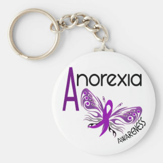 ANOREXIA BUTTERFLY 3.1 KEY RING