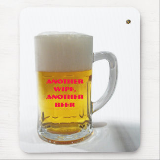 Another Beer Mouse Mat