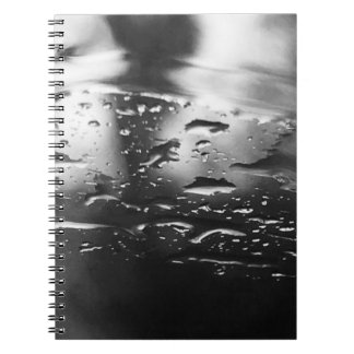 Another Black Rain Day Notebook