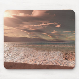 Another Day At The Beach Mouse Pad
