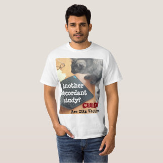 Another Discordant Study? by RoseWrites T-Shirt