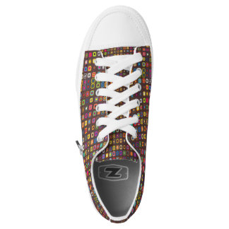 another fun pattern low tops