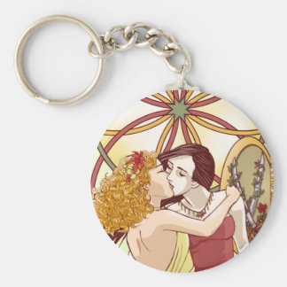 Another Girl's Paradise Keychain