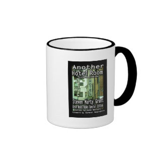 Another Hotel Room By Steven Marty Grant Ringer Mug