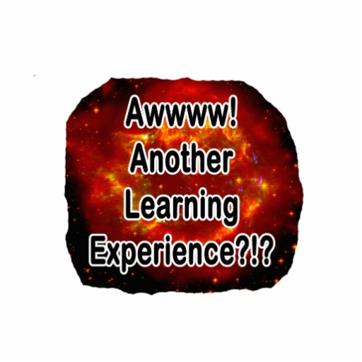 another learning experience nova photo cutout