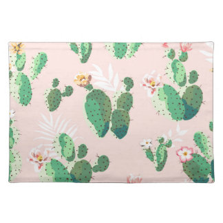 Another Lovely Cactus Flowers Placemat