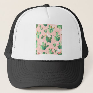 Another Lovely Cactus Flowers Trucker Hat