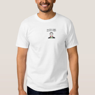 Another night another fright Dracula - own clipart T-shirts