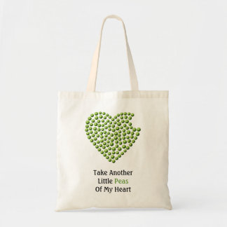 Another Peas of My Heart Bag