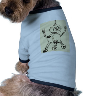 Another robot Doodle Pet T-shirt