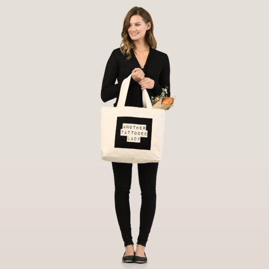 Another Tattooed Lady Tote