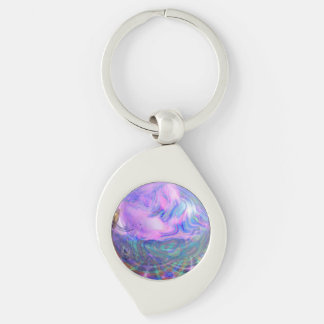Another World Key Ring