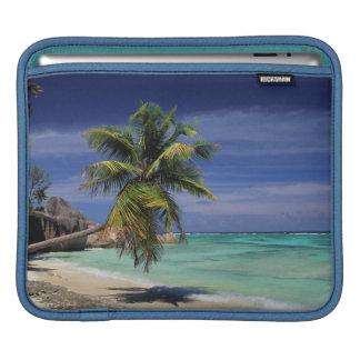 Anse Sourse D'Argent Beach, La Digue iPad Sleeve