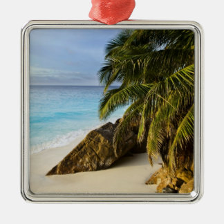 Ansi Victorin Beach Christmas Ornaments