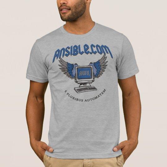 """Ansible """"Flying Computer"""" Shirt"""