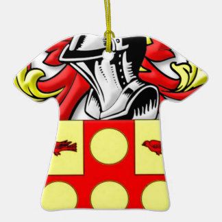 Anstey Coat of Arms Ornaments