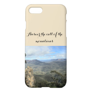 'Answer the call of the Mountains' Case