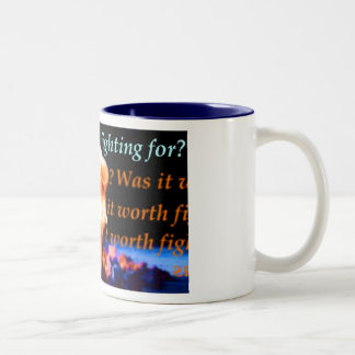 answermethis Two-Tone mug