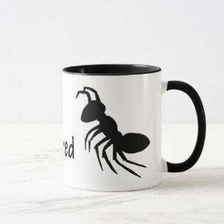 ant be bothered mug