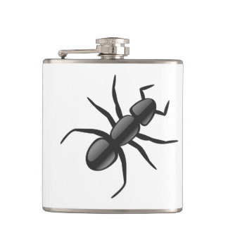Ant Hip Flask
