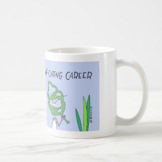 Ant leaf cutter coffee mug